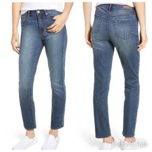 Articles Of Society Rene High Rise Straight Jeans